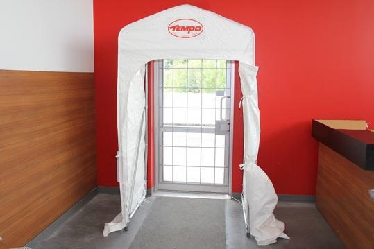 vestibules canevas pro toile 2000. Black Bedroom Furniture Sets. Home Design Ideas