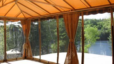 sainte marguerite du lac masson canevas pro toile 2000. Black Bedroom Furniture Sets. Home Design Ideas